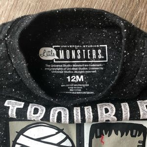 Universal Shirts & Tops - NWOT Monster Tee